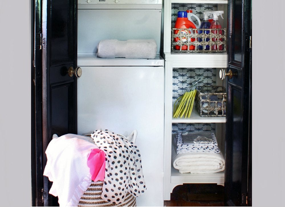Diy laundry room 15