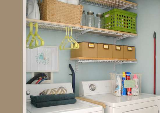 Diy laundry room 16