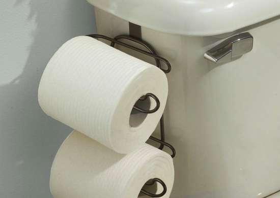Hanging toilet paper rack lrg