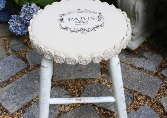 Diy stool