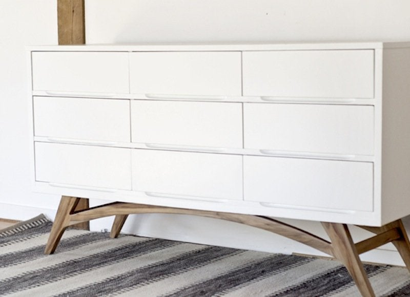 white dresser the 15 best cheap furniture makeovers we