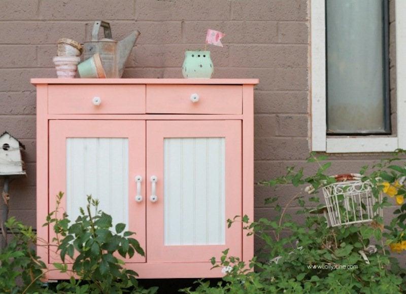 Outdoor-cabinet