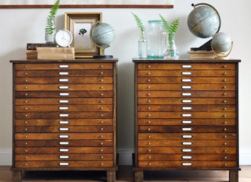 Multi tier cabinets