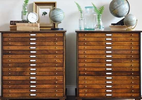 Multi-tier cabinet