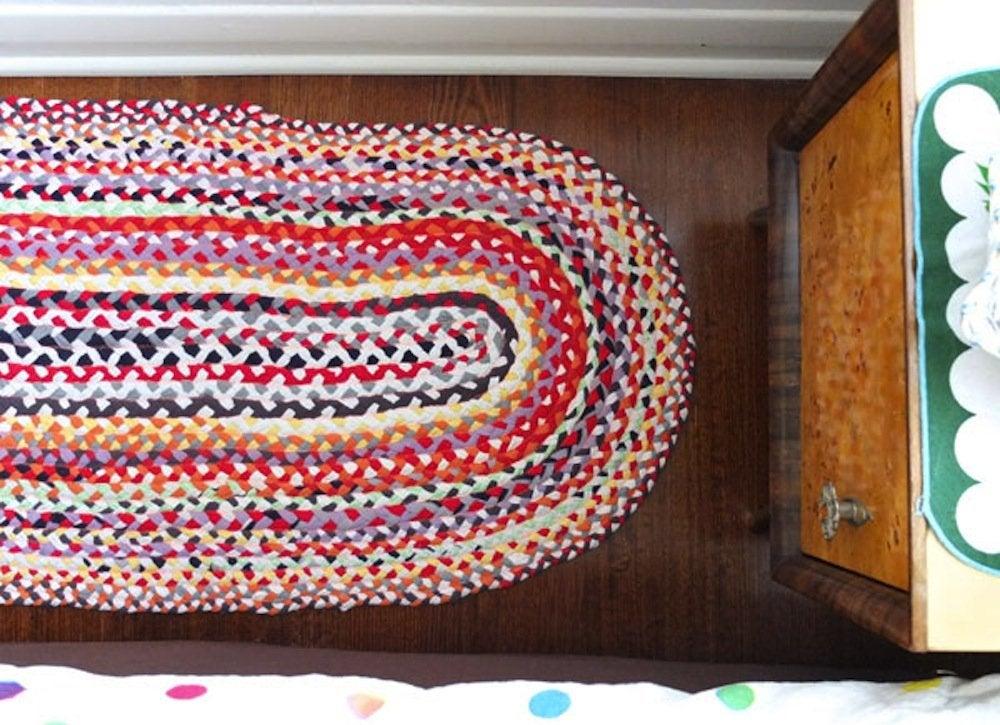 Diy rag rug