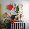 Make a Plate Gallery Wall