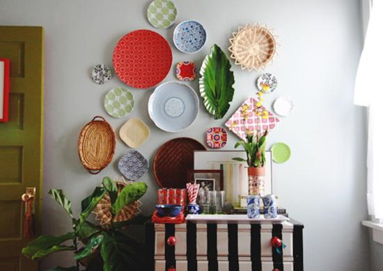 Wall plate decor