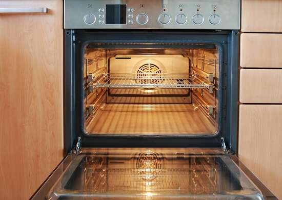 Soak Oven Racks Overnight