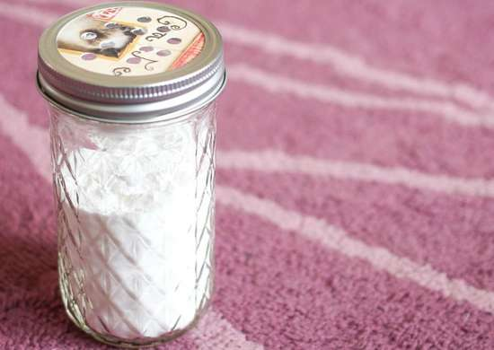 Freshen Your Carpets with Baking Soda
