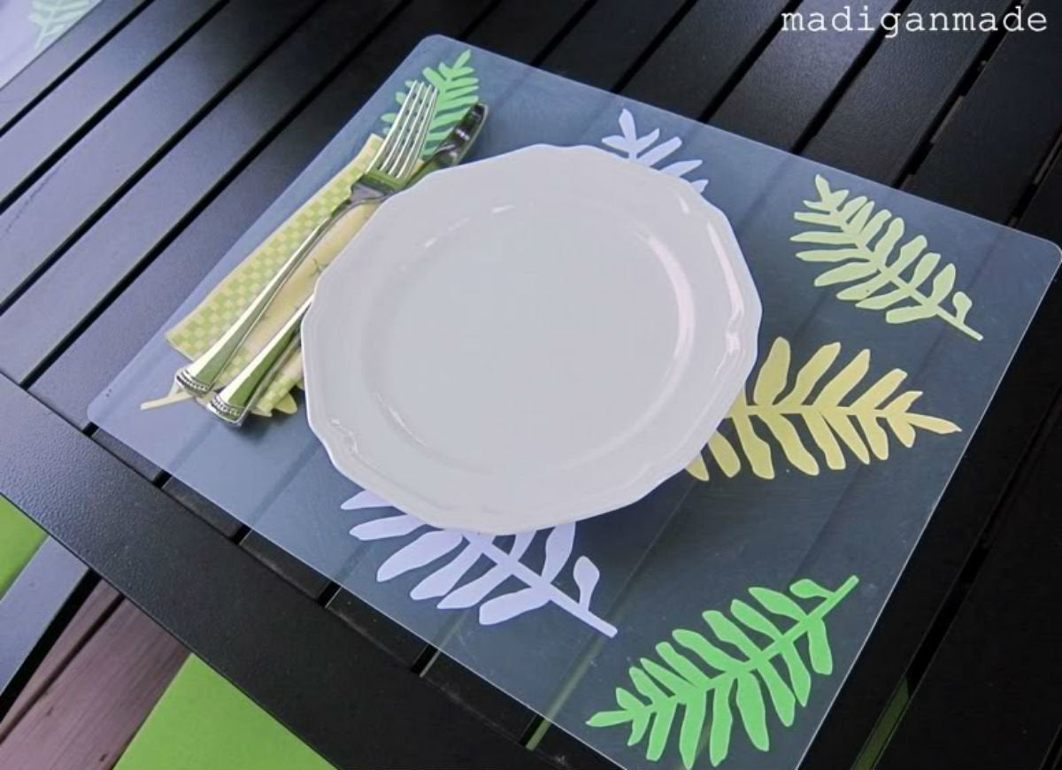 Dollar store   place mats