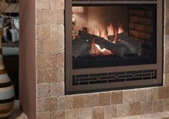See Through Fireplace Gas Fireplaces A Showcase Of