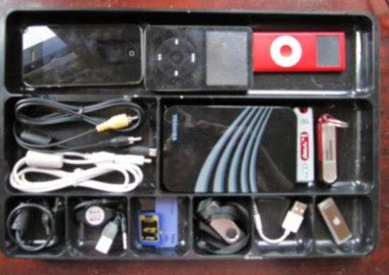 Electronics organizer 002 2 390x292
