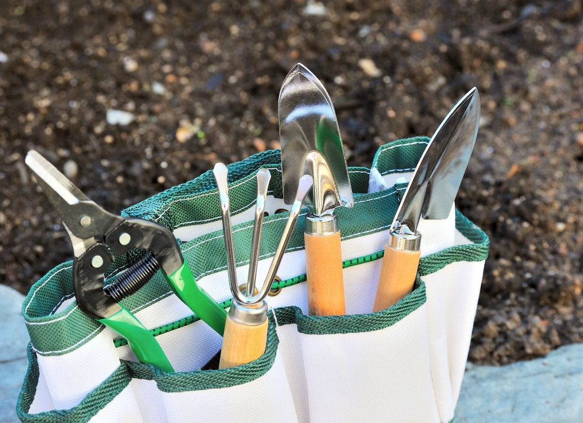 Gardening myths 9