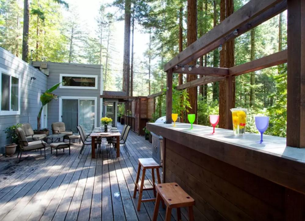 Patio Deck Bar Designs: Deck Ideas: 18 Designs To Make Yours A Destination