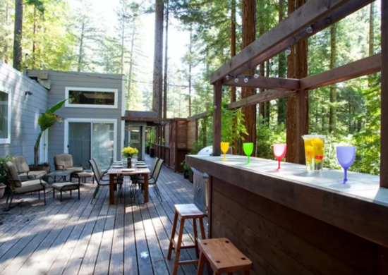 Deck Ideas: 18 Designs to Make Yours a Destination - Bob Vila on mobile home balcony, mobile home exterior makeover, mobile home patio, mobile home foyer, mobile home barn, mobile home greenhouse, mobile home front, mobile home vinyl siding, mobile home deck, mobile home master suite, mobile home metal steps stairs, mobile home ceiling fans, mobile home bathroom, mobile home enclosed foundation, mobile home stairs with railing,