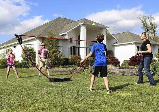 Instant badminton 2