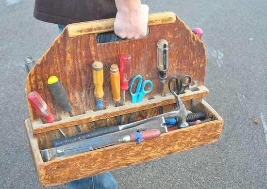 Easy DIY Toolbox