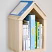DIY Wood House Shelf