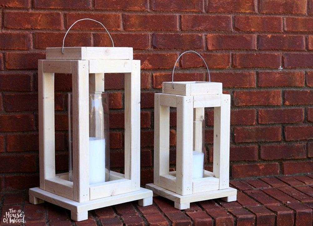 Diy-wood-lantern