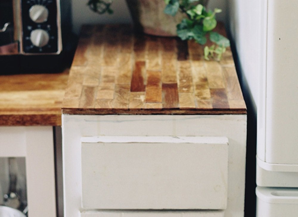 Countertop Paint For Wood : Scrap Wood Projects: 21 Easy DIYs to Upgrade Your Home - Bob Vila