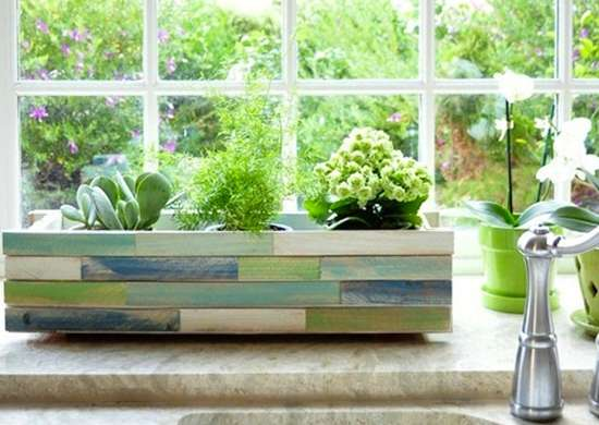 DIY Window Planter