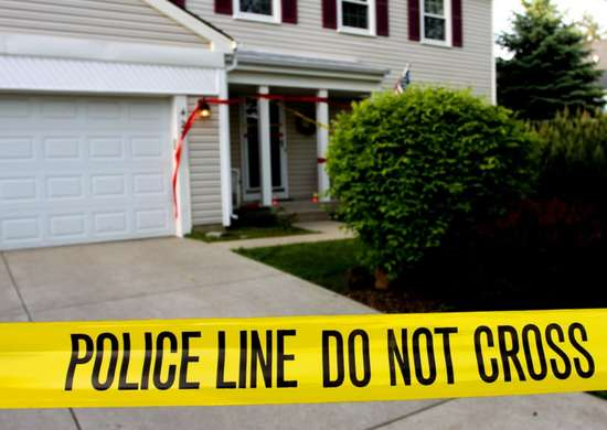 Past Violent Crimes on the Property