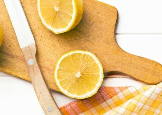 Boil a lemon for a better smelling house
