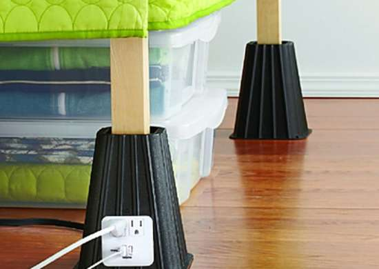 Bed risers new