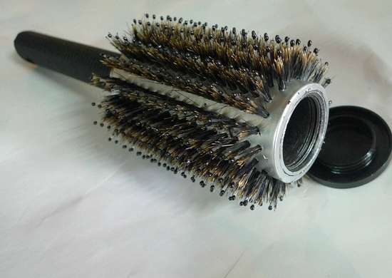 Hairbrush Diversion Safe