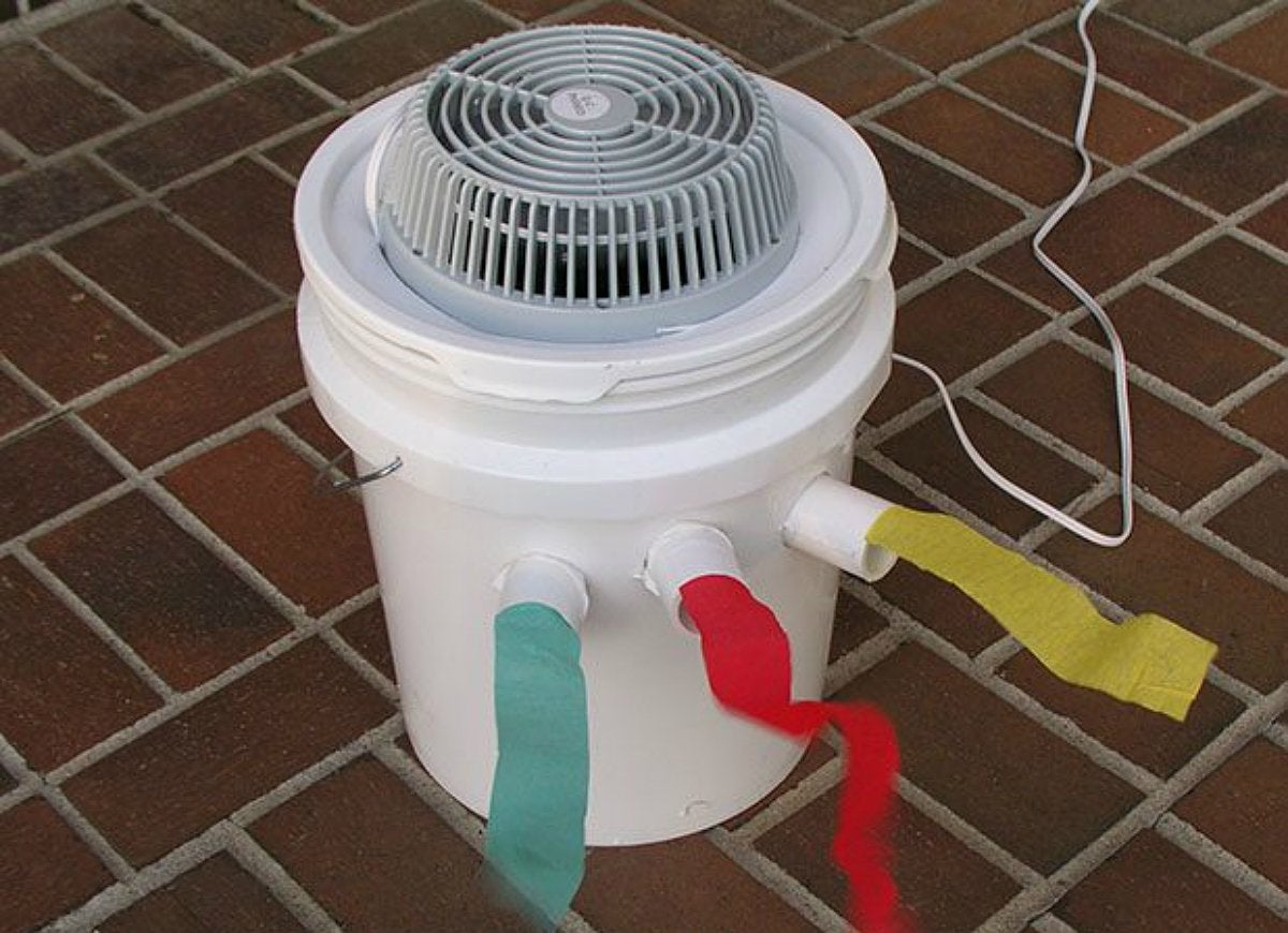 Diy-air-conditioner-to-save-on-electric-bill