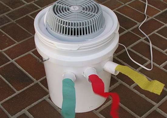 Diy air conditioner to save on electric bill
