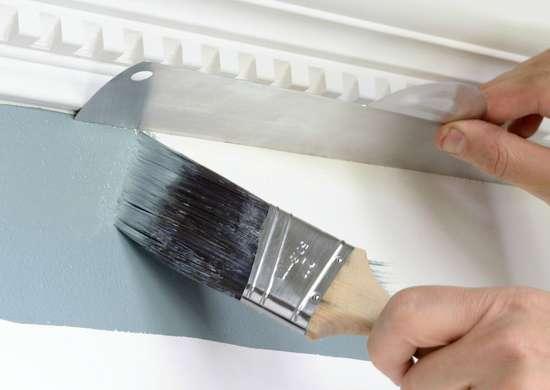 15-inch Aluminum Paint Shield