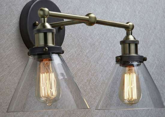 Edison Bulb Sconce