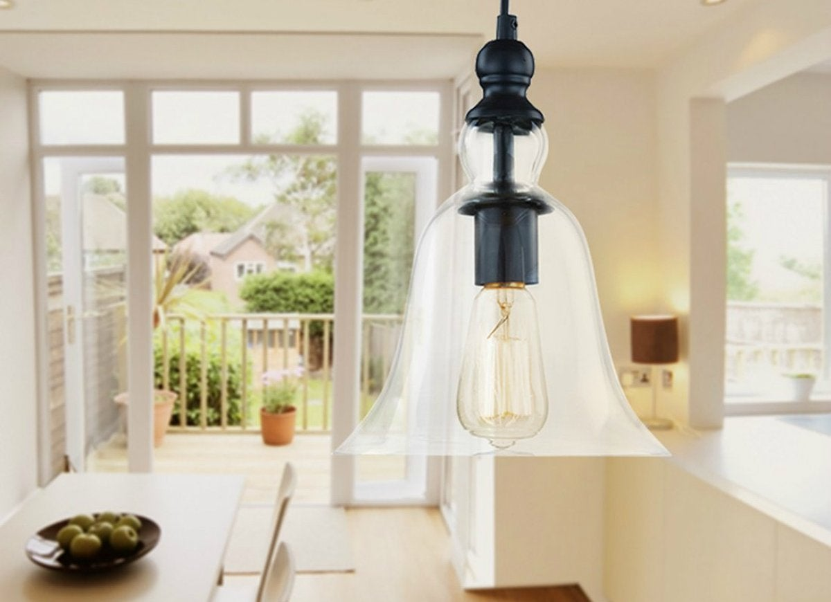 Ecopower hanging glass shade