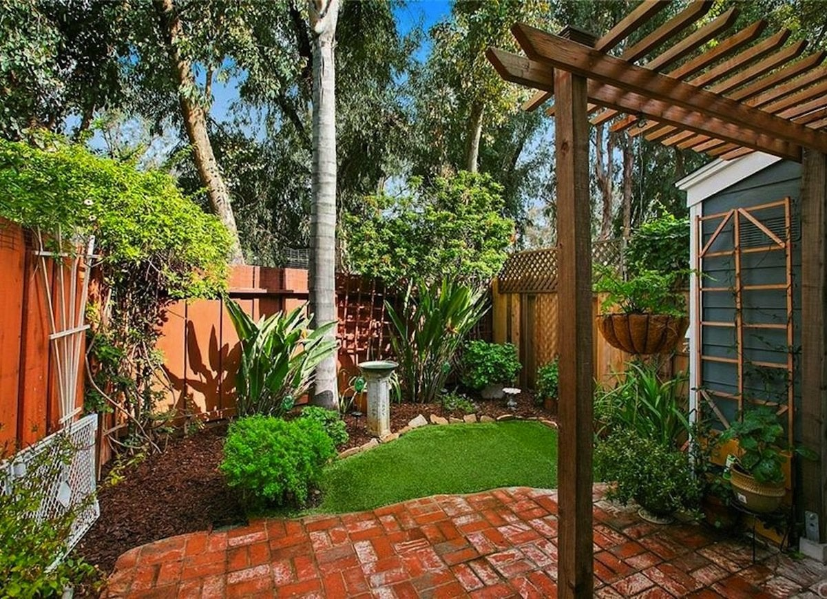 Small Backyard Ideas: 20 Spaces We Love - Bob Vila on Small Backyard Renovations id=15591