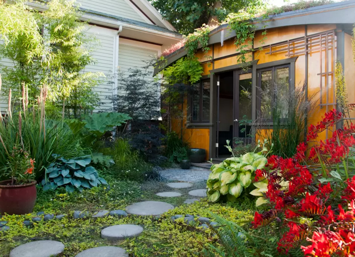 Small Backyard Ideas: 20 Spaces We Love - Bob Vila on Small Backyard Renovations id=22543