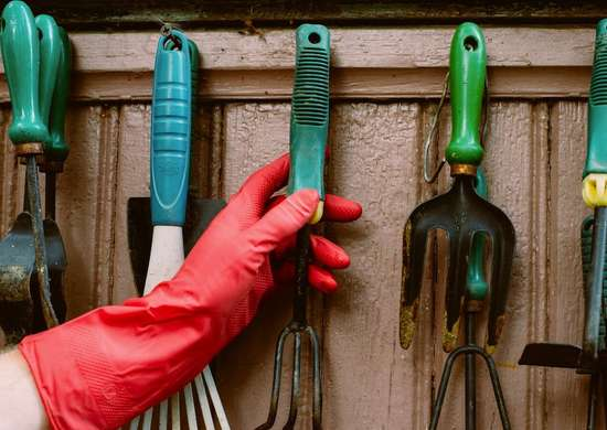 Care for Garden Tools