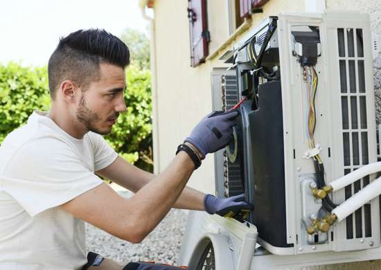Outdated plumbing and hvac systems