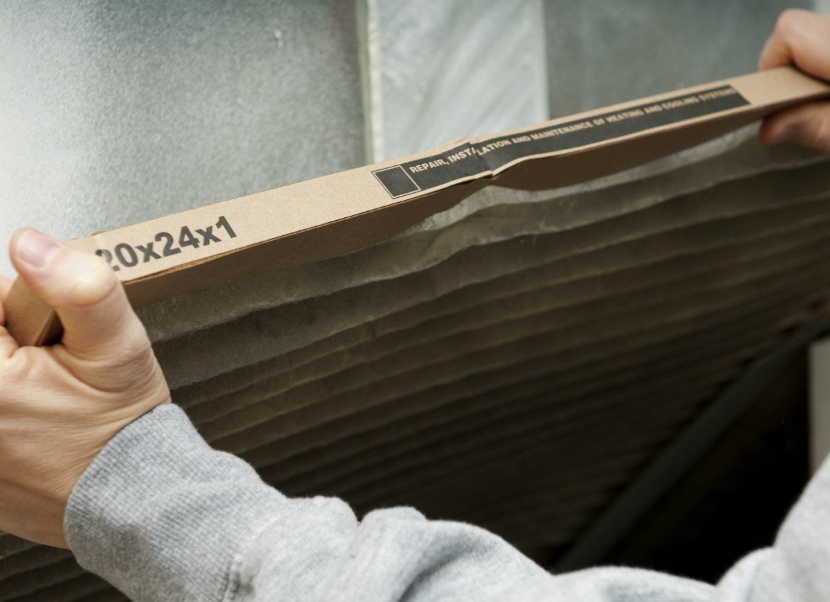Hepa and carbon air filters