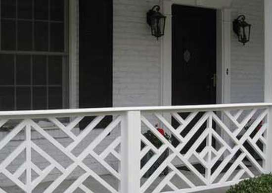 Front porch ideas and more.com chippendale railings 1 390x350