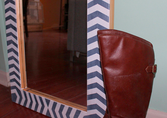 Diy-floor-mirror