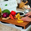 Over the Stove Cutting Board