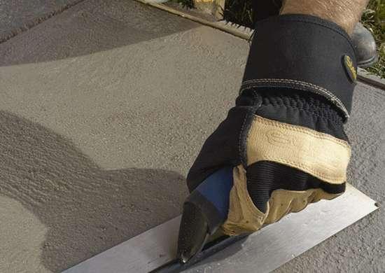 DIY Concrete Patio