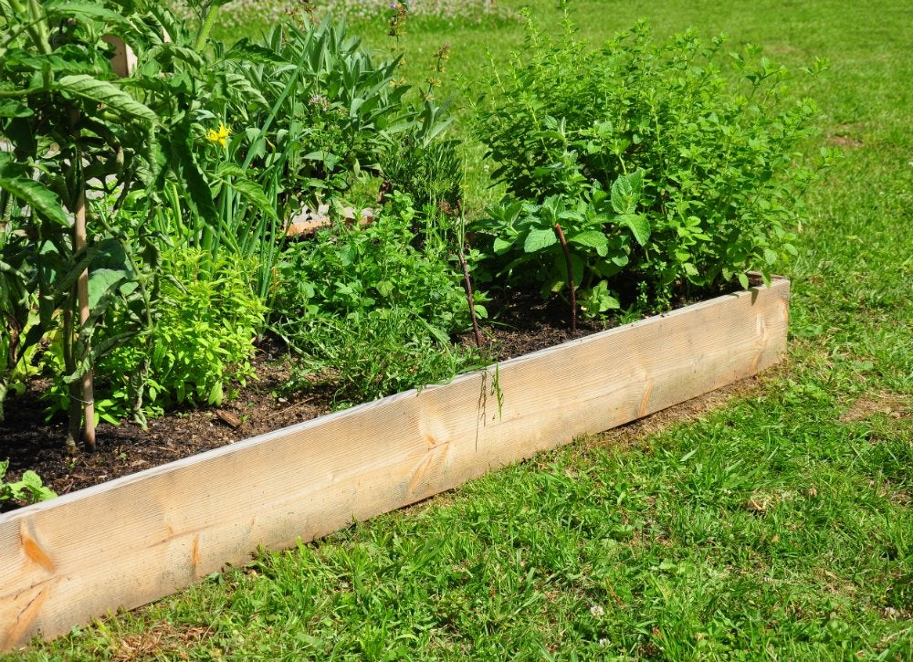 Diy Raised Garden Bed Easy Diy Projects 12 Backyard
