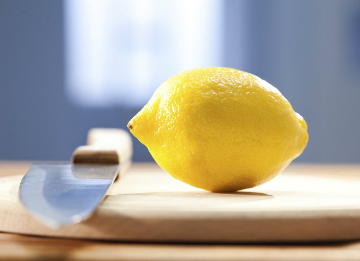 Boil lemon for a fresher smelling home
