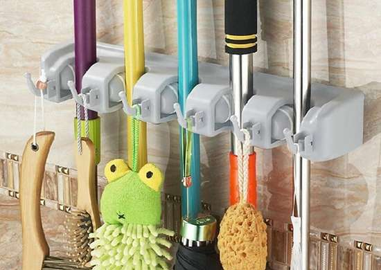Cleaning Tool Organizer