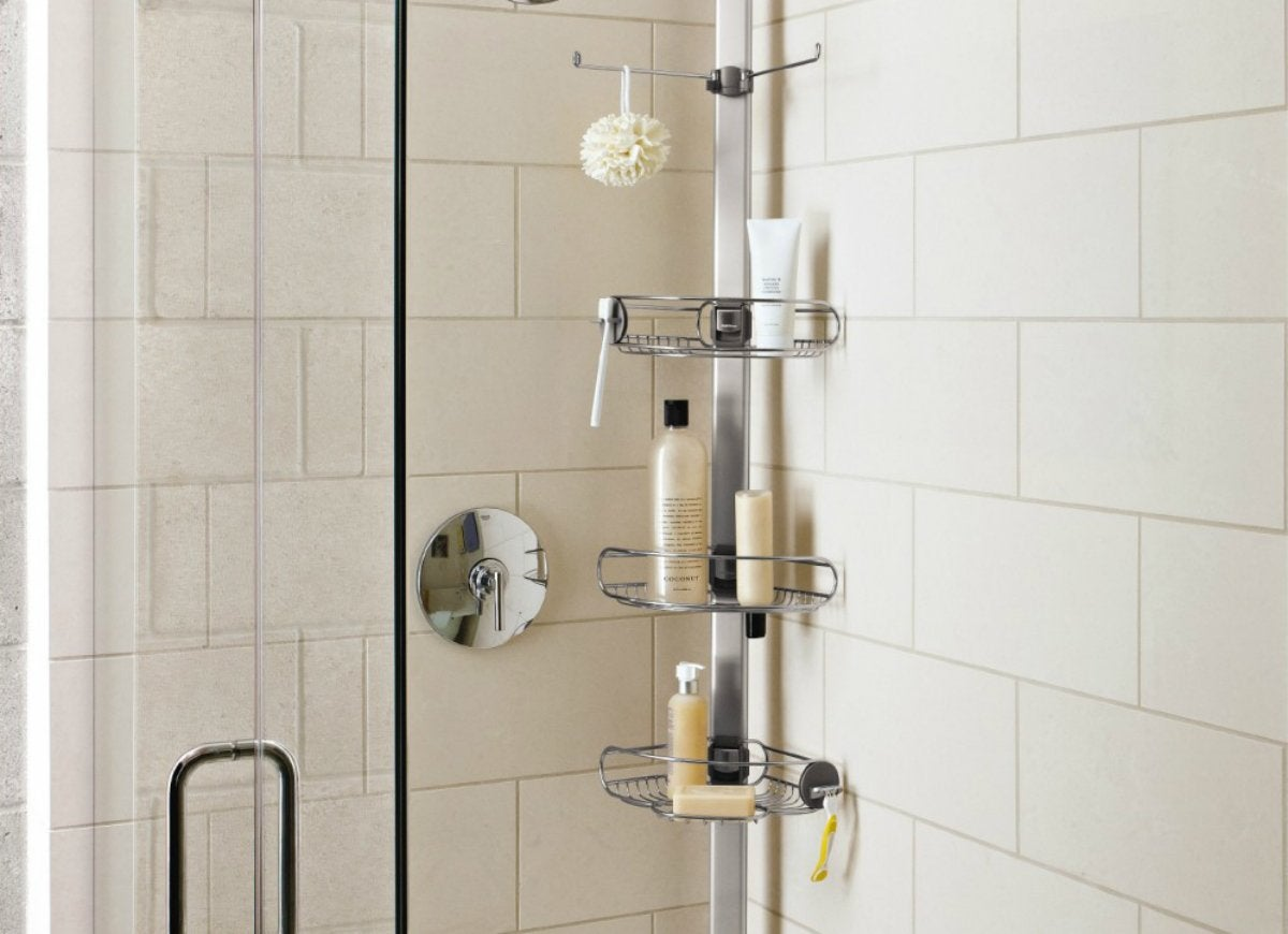 Simplehuman_tension_shower_caddy02