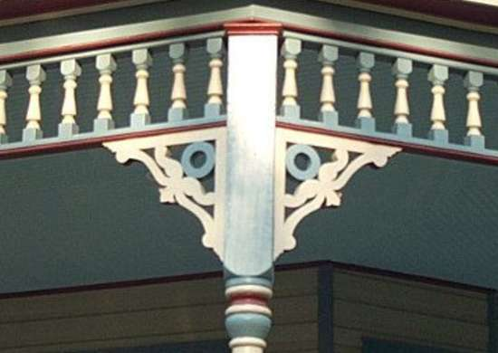 Spandrels and Brackets