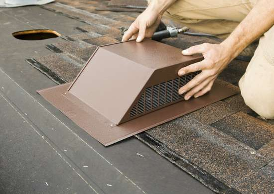 Install Intake Vents in Your Attics