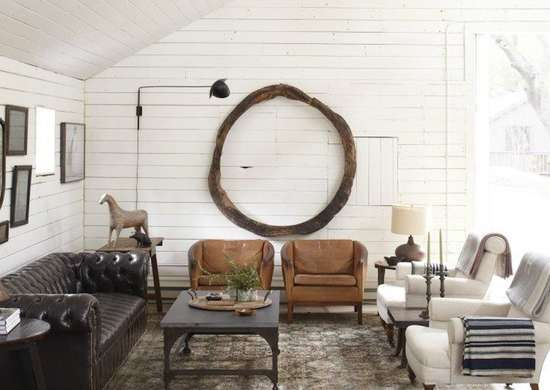 Rustic-white-living-room